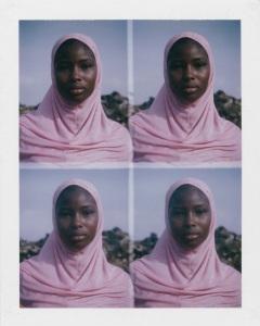 Bamako, Mali, 2013 Jeune réfugiée Tamachek du nord Mali.