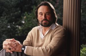 """LOS ANGELES, CA - 1990:  Academy Award-winning cinematographer Vilmos Zsigmond poses during a 1990 Los Angeles, California, photo portrait session. The Hungarian-born Zsigmond, a much-in-demand filmmaker in Hollywood, worked on the recent film """"The Black Dahlia."""" (Photo by George Rose/Getty Images)"""