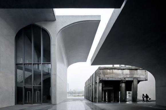 Su Shengliang, susl_photography@126.com, Long Museum West Bund, Cultural building, Atelier Deshaus, Shanghai, China, 2014/4/12