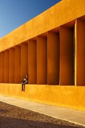 Universite Ibn Zohr de Laayoune| Academic building| Regroupement d'Architectes El Kabbaj, Kettani, Siana| Laayoune, Morocco| egroupement d'Architectes El Kabbaj, Kettani, Siana|2015/04/25| Paypal : 7KN42986UK329905S